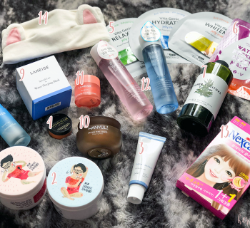 Seoul Haul Part II: Skincare