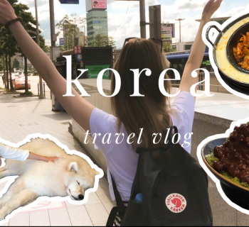 Korea Travel Vlog : Seoul and Jeju Island